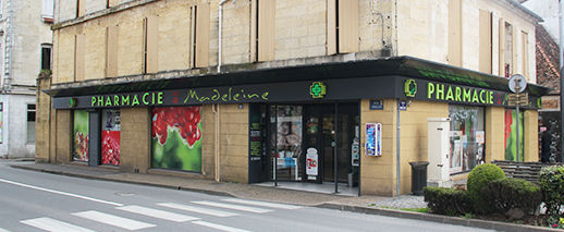 Pharmacie de la Madeleine, Bergerac