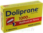 DOLIPRANE ADULTES 1000 mg, suppositoire à Bergerac