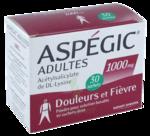 ASPEGIC ADULTES 1000 mg, poudre pour solution buvable en sachet-dose à Bergerac