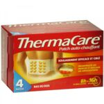 THERMACARE, pack 4 à Bergerac