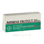 ASPIRINE PROTECT 300 mg, comprimé gastro-résistant à Bergerac