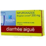 NIFUROXAZIDE BIOGARAN CONSEIL 200 mg, gélule à Bergerac