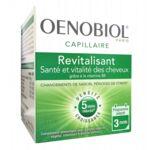 Oenobiol Capillaire Revitalisant 180 Gélules à Bergerac
