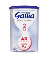 Gallia Bebe Expert Ar 2 Lait En Poudre B/800g à Bergerac