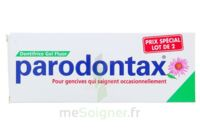 PARODONTAX DENTIFRICE GEL FLUOR 75ML x2 à Bergerac