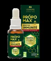 Lehning Propomax Immunité Propolis Verte Bio Extrait Sans Alcool Fl/30ml à Bergerac