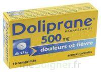 Doliprane 500 Mg Comprimés 2plq/8 (16) à Bergerac