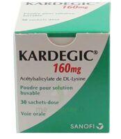 Kardegic 160 Mg, Poudre Pour Solution Buvable En Sachet à Bergerac