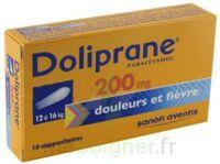 Doliprane 200 Mg Suppositoires 2plq/5 (10) à Bergerac