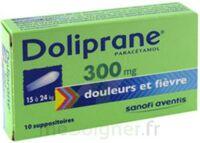 Doliprane 300 Mg Suppositoires 2plq/5 (10) à Bergerac