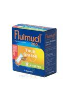Fluimucil Expectorant Acetylcysteine 200 Mg Adultes Sans Sucre, Granulés Pour Solution Buvable En Sachet édulcorés à L'aspartam Et Au Sorbitol à Bergerac