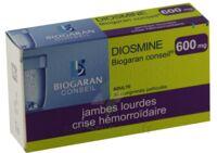 Diosmine Biogaran Conseil 600 Mg, Comprimé Pelliculé à Bergerac