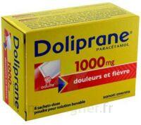 DOLIPRANE 1000 mg Poudre pour solution buvable en sachet-dose B/8 à Bergerac