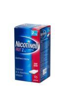 Nicotinell Menthe Fraicheur 2 Mg Sans Sucre, Gomme à Mâcher Médicamenteuse 8plq/12 (96) à Bergerac