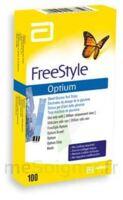 Freestyle Optium électrodes B/100 à Bergerac