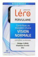 LERO PERVULANE 30 CAPSULES à Bergerac