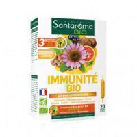 Santarome Bio Immunité Solution Buvable 20 Ampoules/10ml à Bergerac