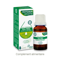 Phytosun Arôms Huiles essentielles Tea-tree 10 ml à Bergerac