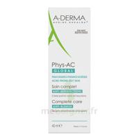 Aderma Phys'ac Global Soin Imperfection Sévères 40ml à Bergerac