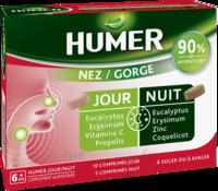 Humer Nez/gorge Jour&nuit 15 Comprimés à Bergerac