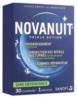 Novanuit Triple Action Comprimés B/30 à Bergerac