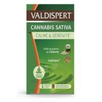 Valdispert Cannabis Sativa Caps Liquide B/24 à Bergerac