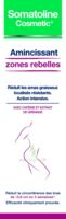 Somatoline Cosmetic Amaincissant Zones Rebelles 100ml à Bergerac