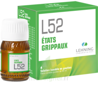 Lehning L52 Solution Buvable En Gouttes Fl/30ml à Bergerac