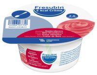Fresubin 2kcal Crème Sans Lactose Nutriment Fraise Des Bois 4 Pots/200g à Bergerac