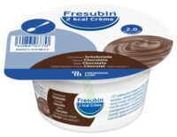 Fresubin 2kcal Crème Sans Lactose Nutriment Chocolat 4 Pots/200g à Bergerac