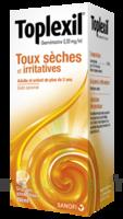 Toplexil 0,33 Mg/ml, Sirop 150ml à Bergerac
