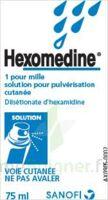 Hexomedine 1 Pour Mille, Solution Pour Pulvérisation Cutanée En Flacon Pressurisé à Bergerac