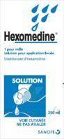 Hexomedine 1 Pour Mille S Appl Loc Fl/250ml à Bergerac