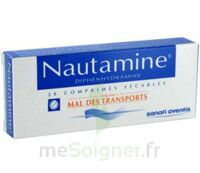 NAUTAMINE, comprimé sécable à Bergerac
