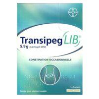Transipeglib 5,9g Poudre Solution Buvable En Sachet 14 Sachets à Bergerac