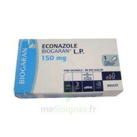 Econazole Biogaran L.p. 150 Mg, Ovule à Libération Prolongée à Bergerac