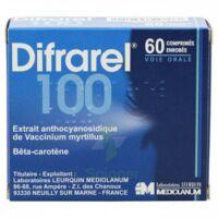 Difrarel 100 Mg, Comprimé Enrobé 6plq/10 à Bergerac