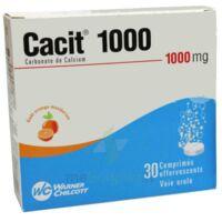 CACIT 1000 mg, comprimé effervescent à Bergerac