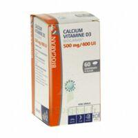 Calcium Vitamine D3 Biogaran 500 Mg/400 Ui, Comprimé à Sucer à Bergerac