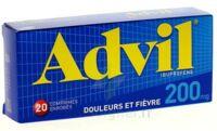 ADVIL 200 mg, 20 comprimés enrobés B/20 à Bergerac