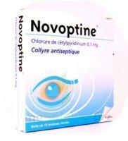 Novoptine 0,1 Mg/0,4 Ml, Collyre En Récipient Unidose à Bergerac