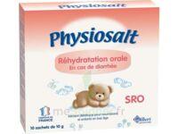 PHYSIOSALT REHYDRATATION ORALE SRO, bt 10 à Bergerac