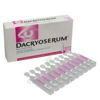 Dacryoserum Solution Pour Lavage Ophtalmique En Récipient Unidose 20unidoses/5ml à Bergerac