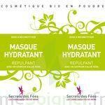 Secrets des Fées Masque Hydratant Repulpant à Bergerac