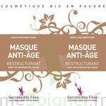 Secrets des Fées Masque Anti-Age Restructurant à Bergerac