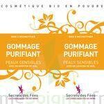 Secrets des Fées Gommage Purifiant Peaux Sensibles à Bergerac
