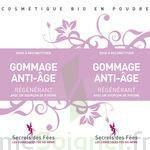 Secrets des Fées Gommage Anti-age Régénérant à Bergerac