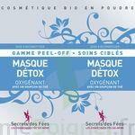 Secrets des Fées Masque Détox Peel-Off à Bergerac