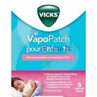 VICKS VAPOPATCH ENFANTS à Bergerac