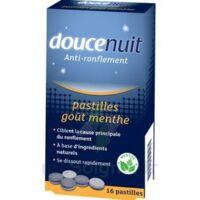 DOUCENUIT ANTIRONFLEMENT PASTILLES à la menthe, bt 16 à Bergerac